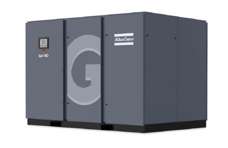 GA90+-160/GA110-160VSD系列喷油螺杆空压机