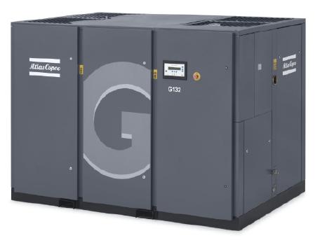 G90-250/G110-250VSD 喷油螺杆空压机,90-250 kW/120-370 hp