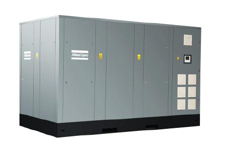 G315 VSD: 喷油螺杆压缩机,300 kW / 402 hp