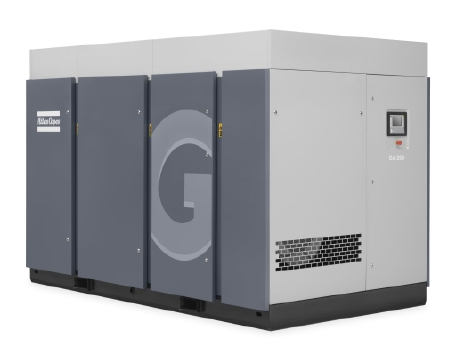 GA160+-280 喷油螺杆空压机,160-280 kW/200-375 hp