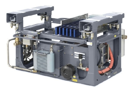铁路用无油涡旋式空压机,SFR 2-11 /2 至 11 kW