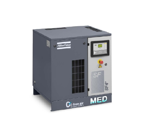 SF-MED  医用无油涡旋式压缩机