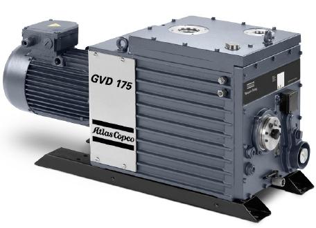 双级油润滑旋片式真空泵:GVD 40-275
