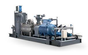 AWD 200-4510 AWS 3300-37500: 液环真空泵