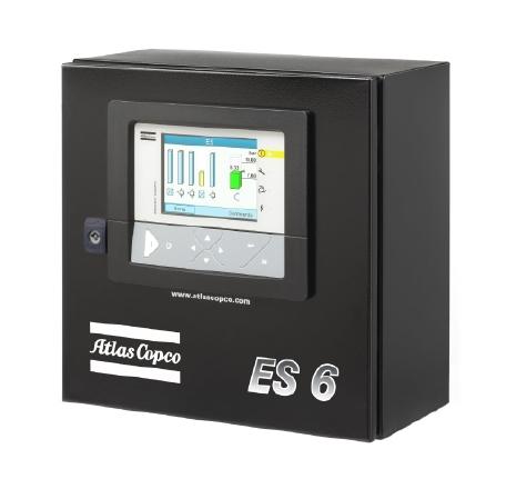空压机ES: 中央控制解决方案