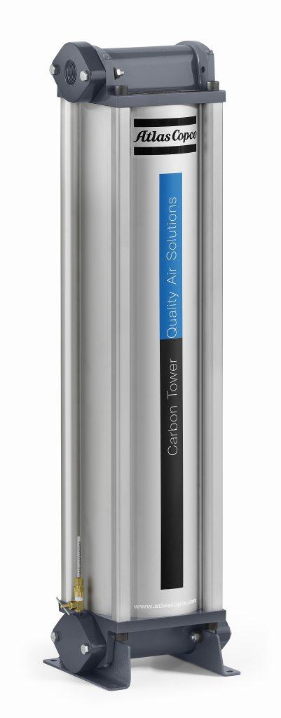 QDT: 活性碳过滤器,20-310 l/s,42-657 cfm