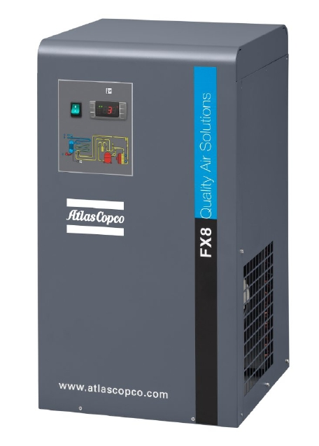 FX冷冻式空气干燥机,7-1236 l/s,14-2516 cfm