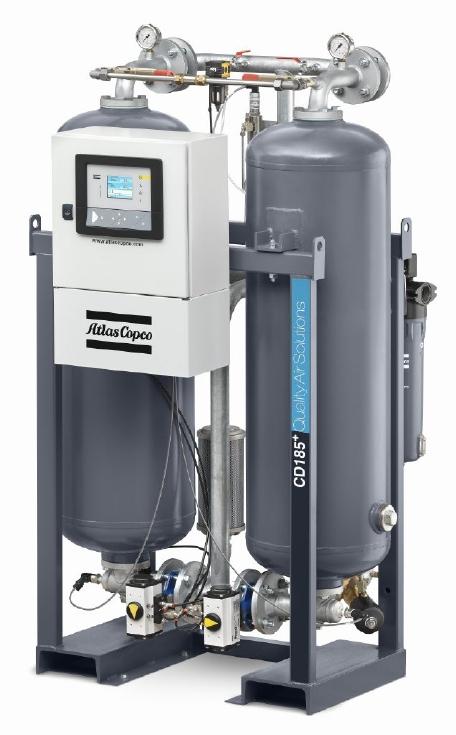 CD+: 无热除湿空气干燥机,1-1400 l/s,2.1-2968 cfm