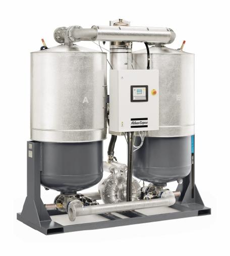 BD+ 鼓风机净化除湿空气干燥机,100-3000 l/s,212-6360 cfm